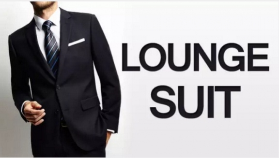 英国Dress code: Lounge Suits