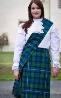 Highland Dress and Kilt Etiquette