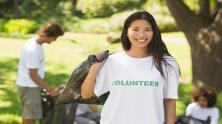 Volunteering as an international student in the UK